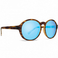 VonZipper LULA TORTOISE SATIN / BLUE CHROME