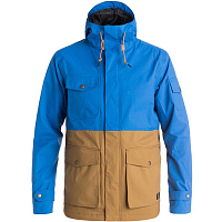 DC TICK Jkt M JCKT B Nautical Blue