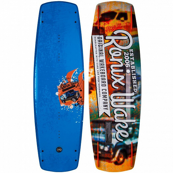 Вейкборд RONIX CODE 21 - MODELLO EDITION - VINTAGE WHEELS SS17 от Ronix в интернет магазине www.traektoria.ru - 1 фото