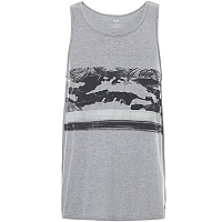 Oakley 50-LOCALS TANK Athletic Heather Grey