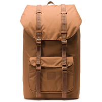 Herschel LITTLE AMERICA LIGHT SADDLE BROWN