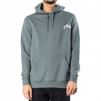 Rusty COMPETITION HOODED FLEECE EVERGREEN