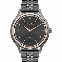 Nixon SALA Gunmetal/Rose Gold