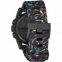 Nixon Unit BLACK MULTI SPECKLE