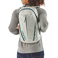 Patagonia ATOM PACK Birch White w/Tidal Teal