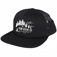Pow Trucker Cap FINEST QUALITY