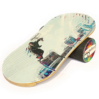 Pro Balance Skate Eight GS MULTICOLOR