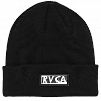 RVCA BEAM UP BEANIE BLACK