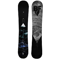 BF Snowboards ADVANCED 166