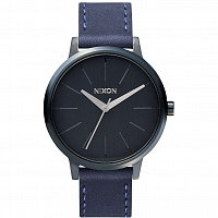 Nixon Kensington Leather All Indigo/Natural