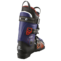 Salomon GHOST FS 80 BLACK/DARK PURPLE/ORANGE