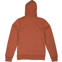 Billabong ALL DAY ZIP HOOD BURNT ORANGE HE
