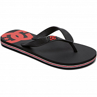 DC Spray B Sndl BLACK/RED/WHITE