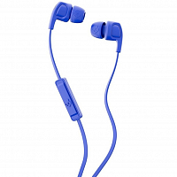 Skullcandy SMOKIN BUDS  w/MIC STREET/ROYAL BLUE/DARK BLUE