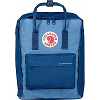 FJALLRAVEN SAVE THE ARCTIC FOX KANKEN LAKE BLUE/AIR BLUE