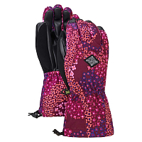 Burton YOUTH PROFILE GLOVE COSMOS PETAL PAISLEY