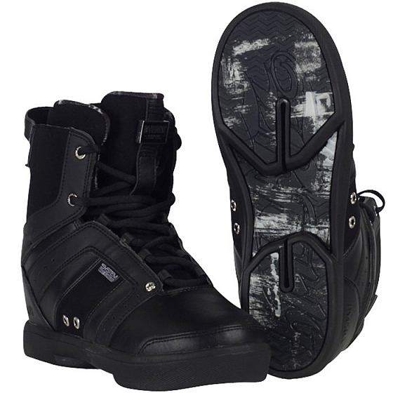 Ботинки BYERLY System Boot SS13 от Byerly в интернет магазине www.traektoria.ru - 3 фото
