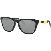 Oakley FROGSKINS MIX POLISHED BLACK/Prizm Grey w/ Black Iridium + OLEO