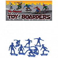 Toy Boarders SKATE 1 BLUE