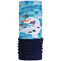 Buff FROZEN POLAR ADVENTURE SCUBA BLUE