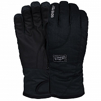 Pow CRESCENT GTX SHORT GLOVE BLACK