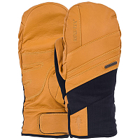 Pow ROYAL GTX MITT+ACTIVE BUCKHORN BROWN