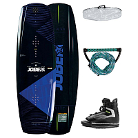 Jobe VANITY WAKEBOARD & MAZE BINDINGS PACKAGE ASSORTED