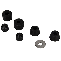 Carver C5 TRUCK STANDARD BUSHING SET ASSORTED