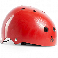 Liquid Force HELMET DROP RED