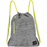 Nixon EVERYDAY CINCH BAG Heather Gray/Lime
