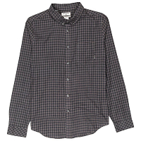 Billabong DOYLE LS SHIRT BLACK