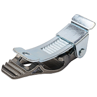 FULL TILT FT WIDE TRACK ALU TOP BUCKLE KIT SILVER