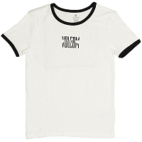Volcom DON'T EVEN TRIP TEE White