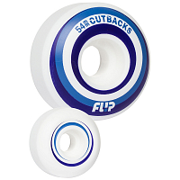 Flip CUTBACK WHEELS PACK BLUE