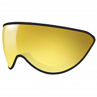 Cairn VIS JAUN SPECT VISIERE CAT2 SPECTRAL MGT BLACK - YELLOW