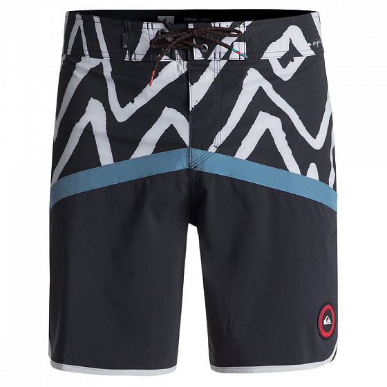 Бордшорты QUIKSILVER HIGHTECHTO18 M BDSH SS18 от Quiksilver в интернет магазине www.traektoria.ru - 1 фото