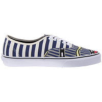 Vans Authentic (Eley Kishimoto) bumpy road/white