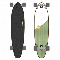 Aloiki Longboards CHOAP KICKTAIL COMPLETE 9,5