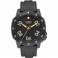 Nixon RANGER NYLON ALL GUNMETAL/LUM
