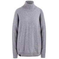 Makia WAFT KNIT LIGHT GREY