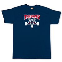 THRASHER TWO TONE SK8GOAT Navy Blue