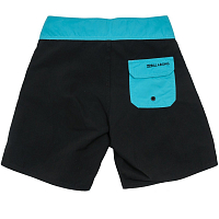 Billabong ALL DAY  CUT OG  15 black/cyan