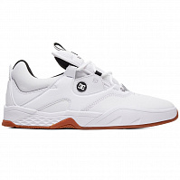 DC Kalis S M Shoe WHITE/BLACK/GUM