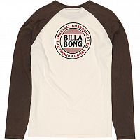 Billabong DANA POINT TEE LS ROCK