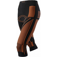 X-Bionic XB LADY EN_ACCUMULATOR UW PANTS MEDIUM BLACK/ORANGE