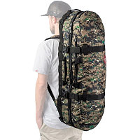 Skate Bag TOUR CAMO PIXEL