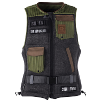 Mystic THE MAGICIAN IMPACT VEST FZIP WAKE ARMY