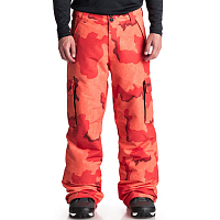 DC BANSHEE PNT M SNPT RED ORANGE DCU CAMO MEN