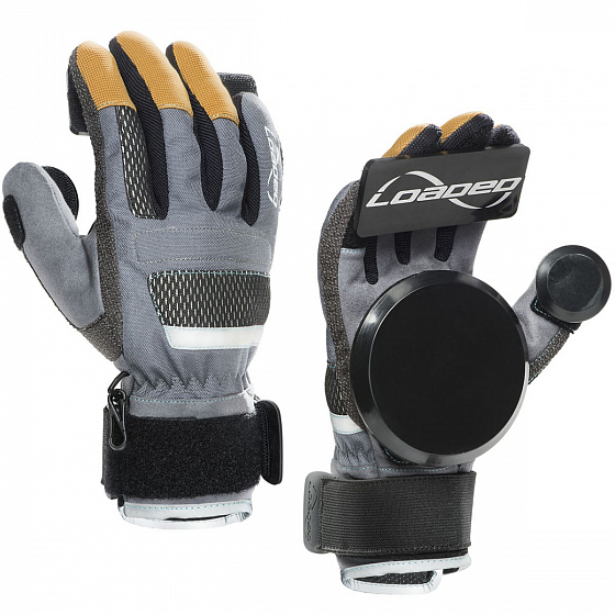 Перчатки LOADED Loaded FREERIDE Gloves SS18 от Loaded в интернет магазине www.traektoria.ru - 1 фото