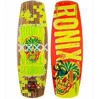 Ronix EL VON VIDEL SCHNOOK - NU CORE 2.0 Yellow/Green/Etc.
